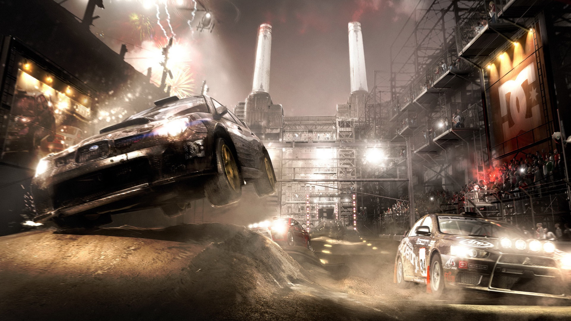 DiRT 2 Wallpapers