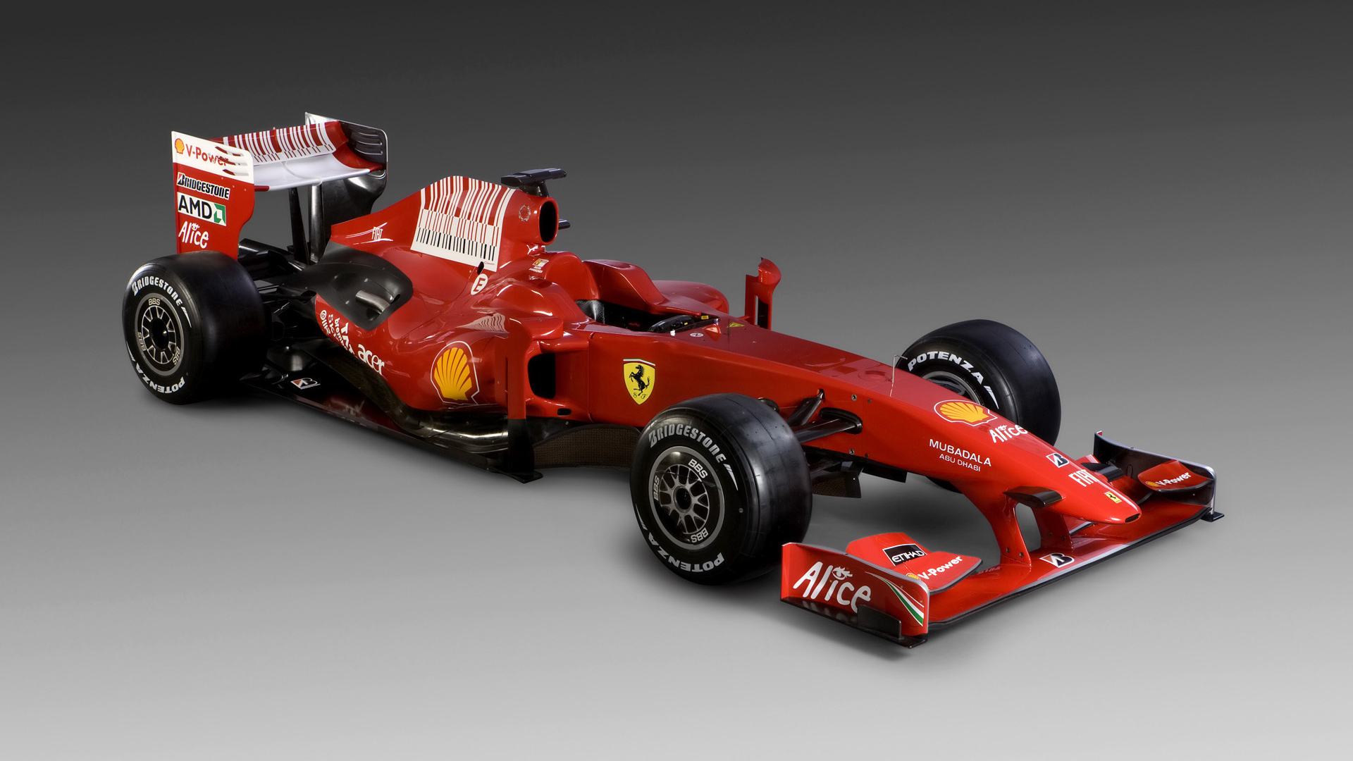 F1 Race Car Wallpapers