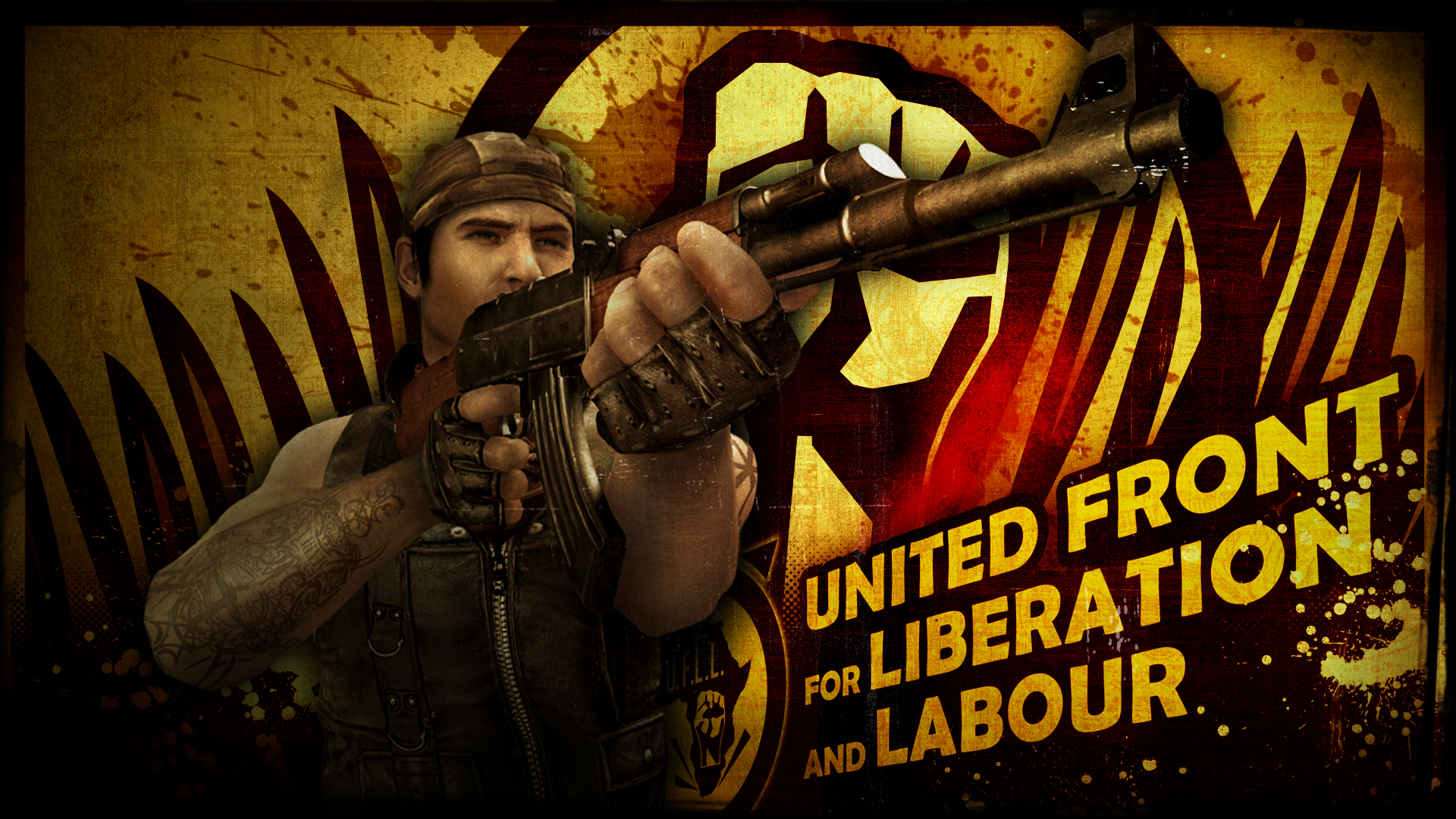 Far Cry 2 - United Front Wallpapers