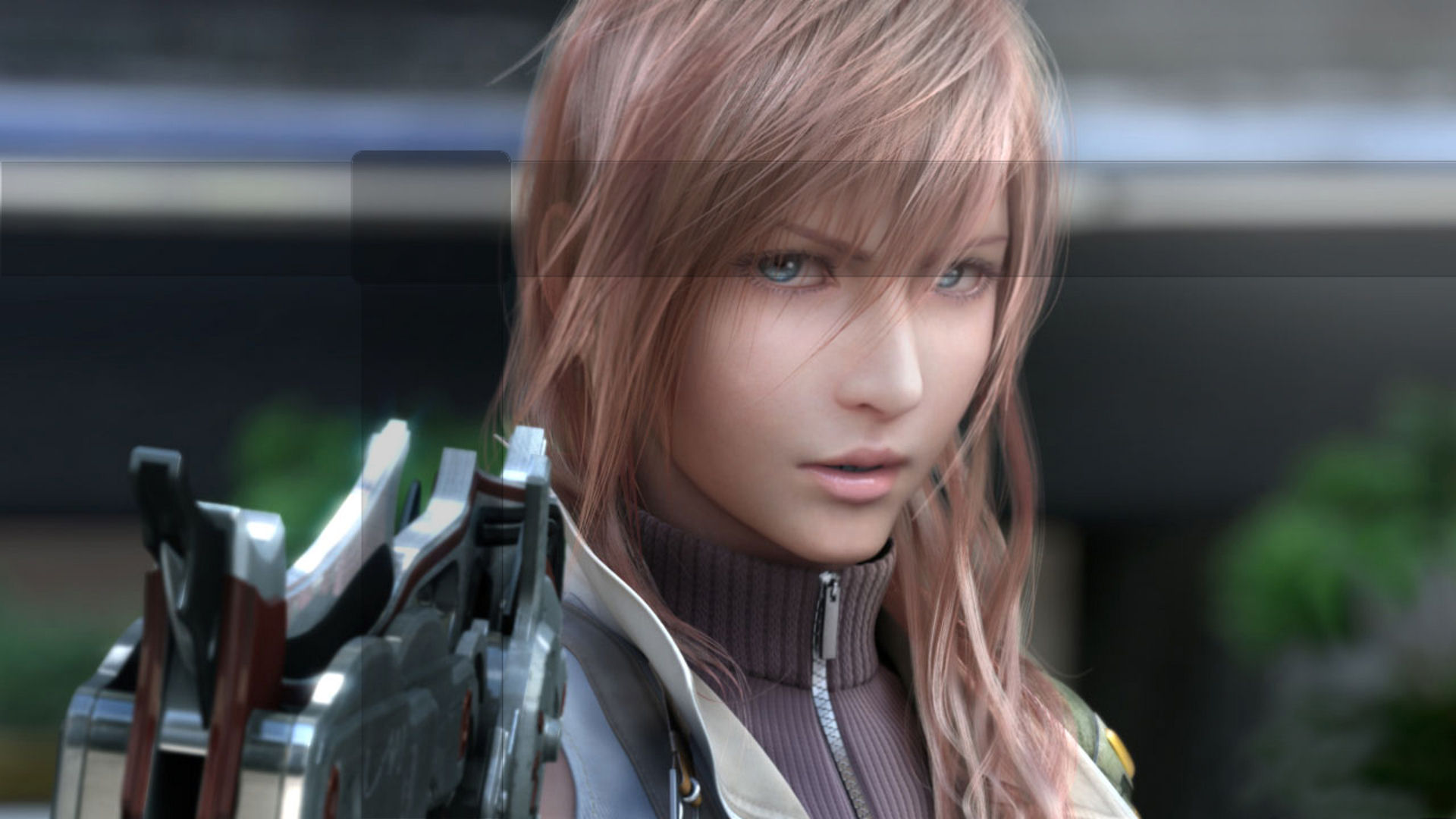 FFXIII - Beautiful Lightning Wallpapers