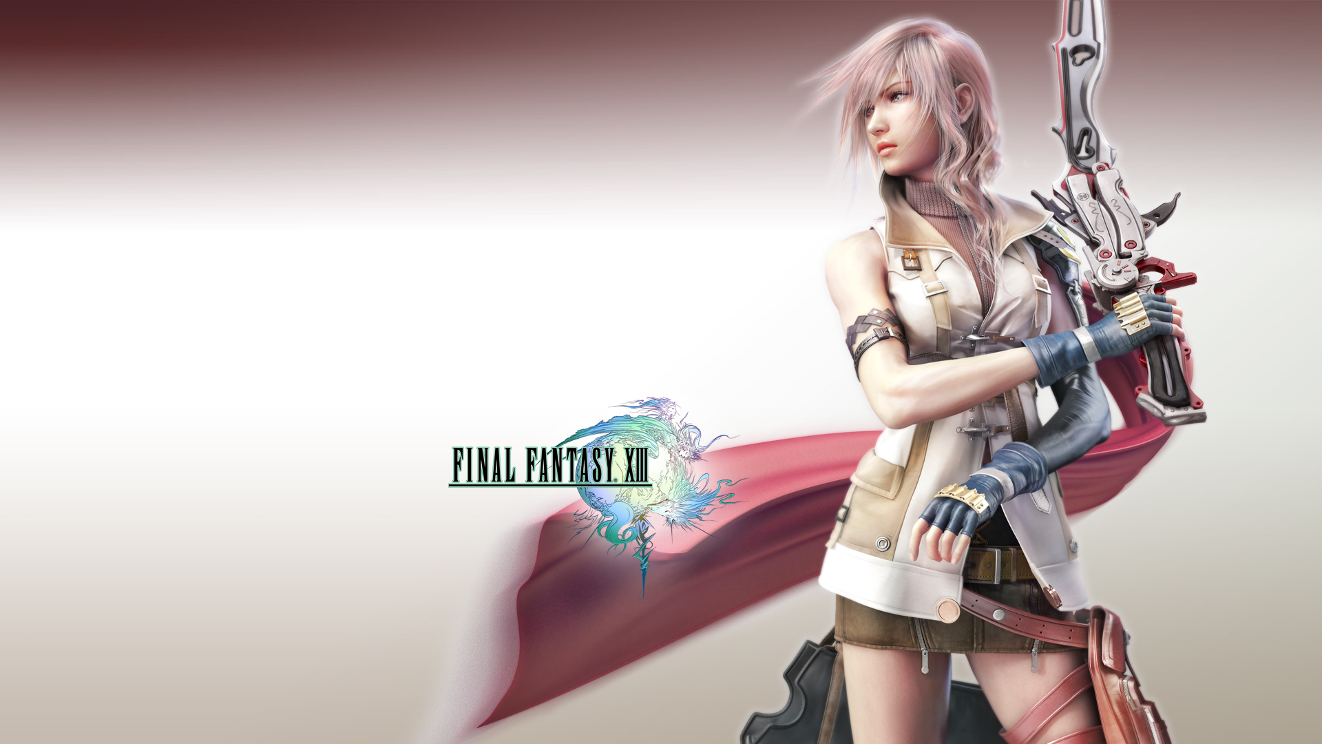 FFXIII - Lightning Wallpapers