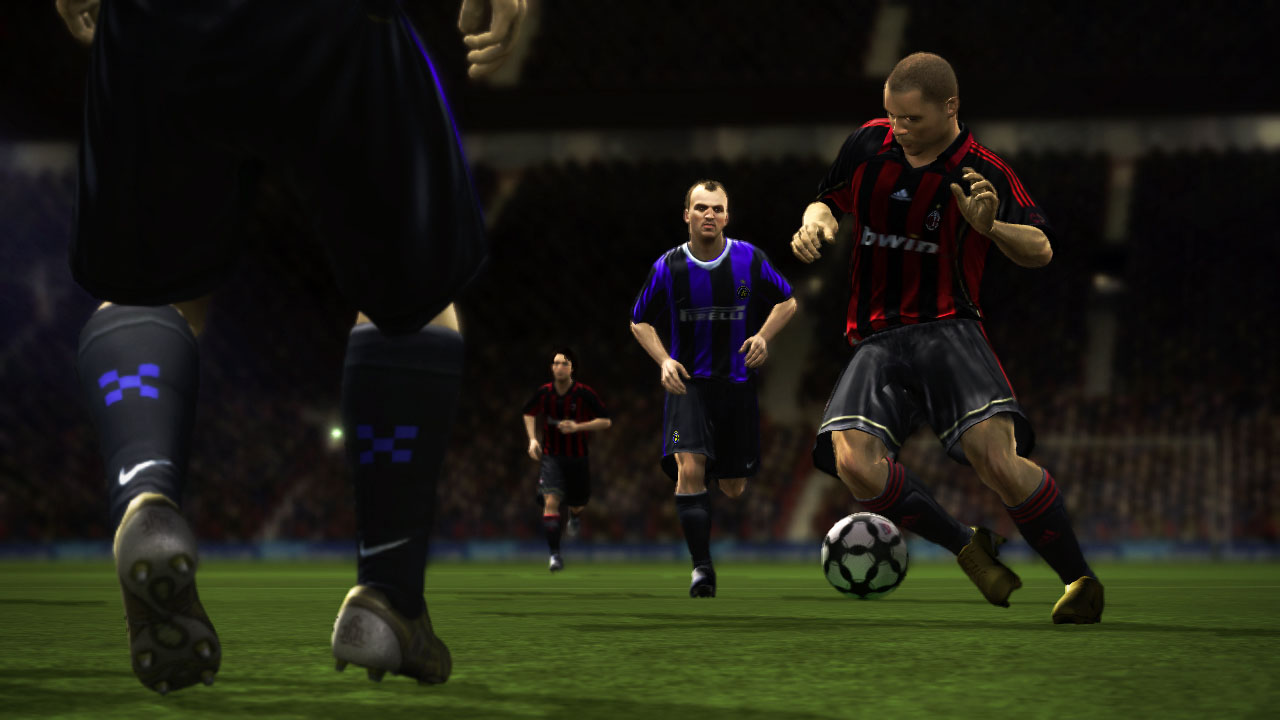 FIFA 10 - Dribbling Wallpapers