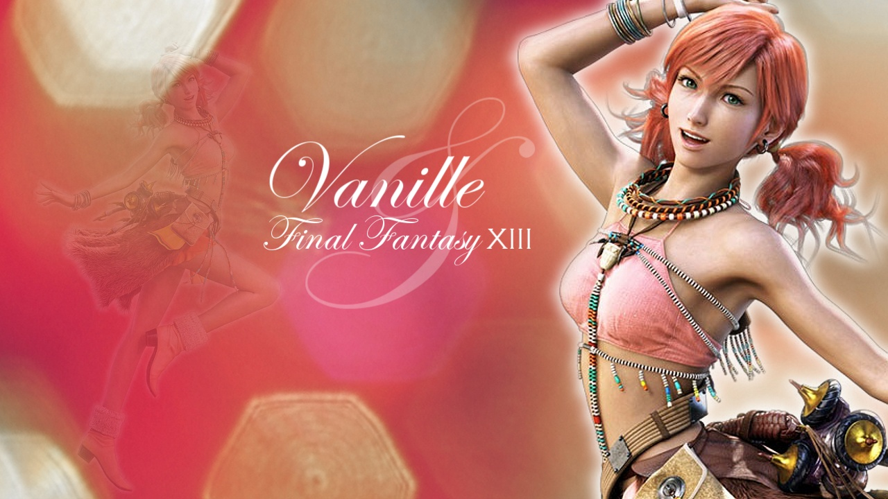 Final Fantasy XIII - Vanille Wallpapers