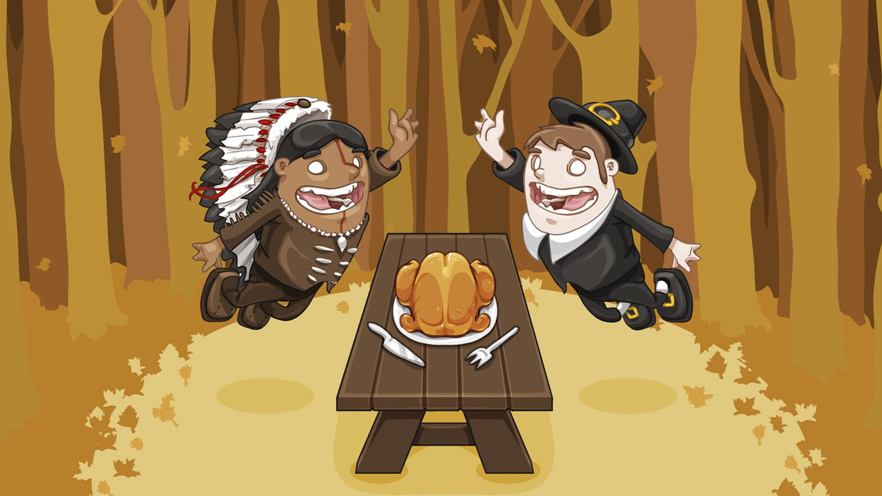 First Thanksgiving Wallpapers