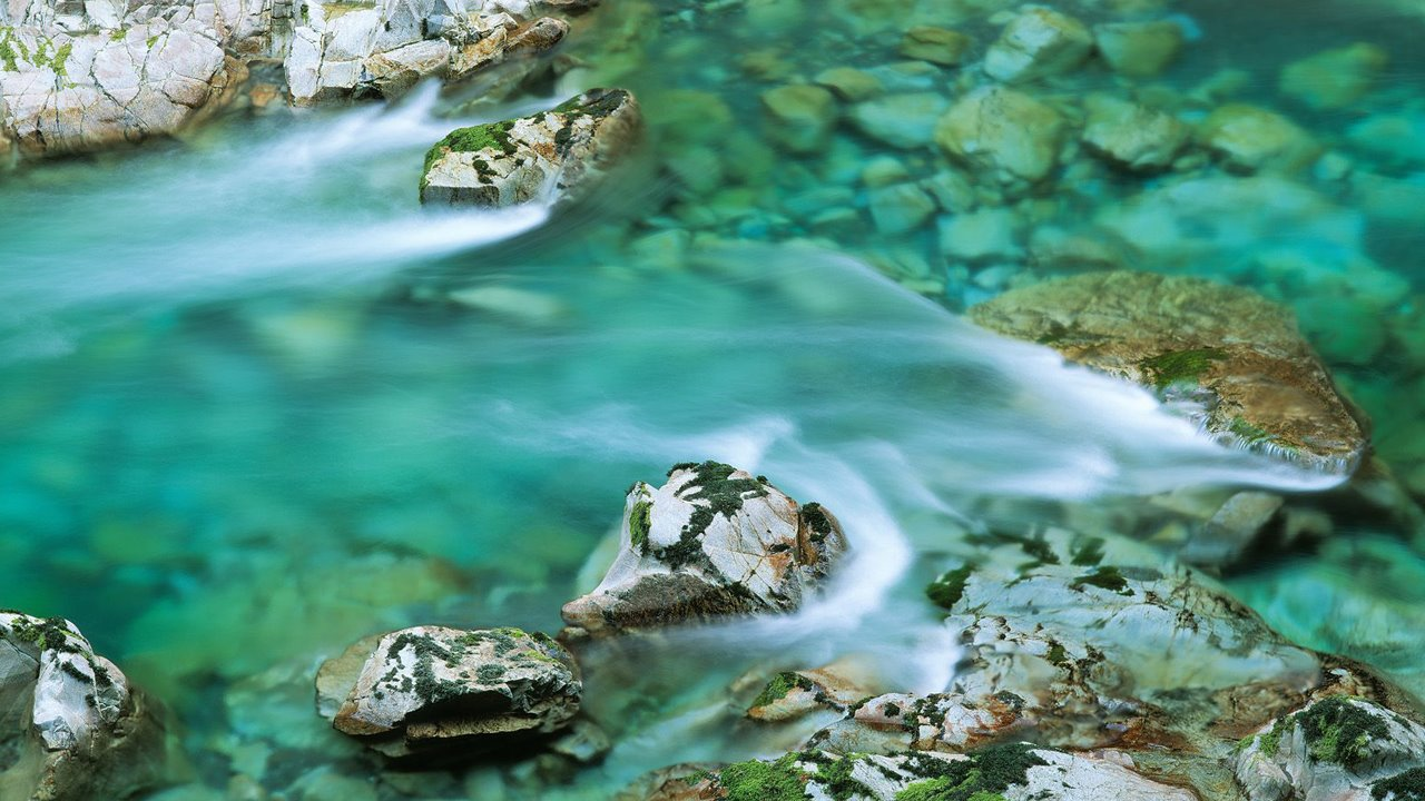 Flowing Water Wallpapers