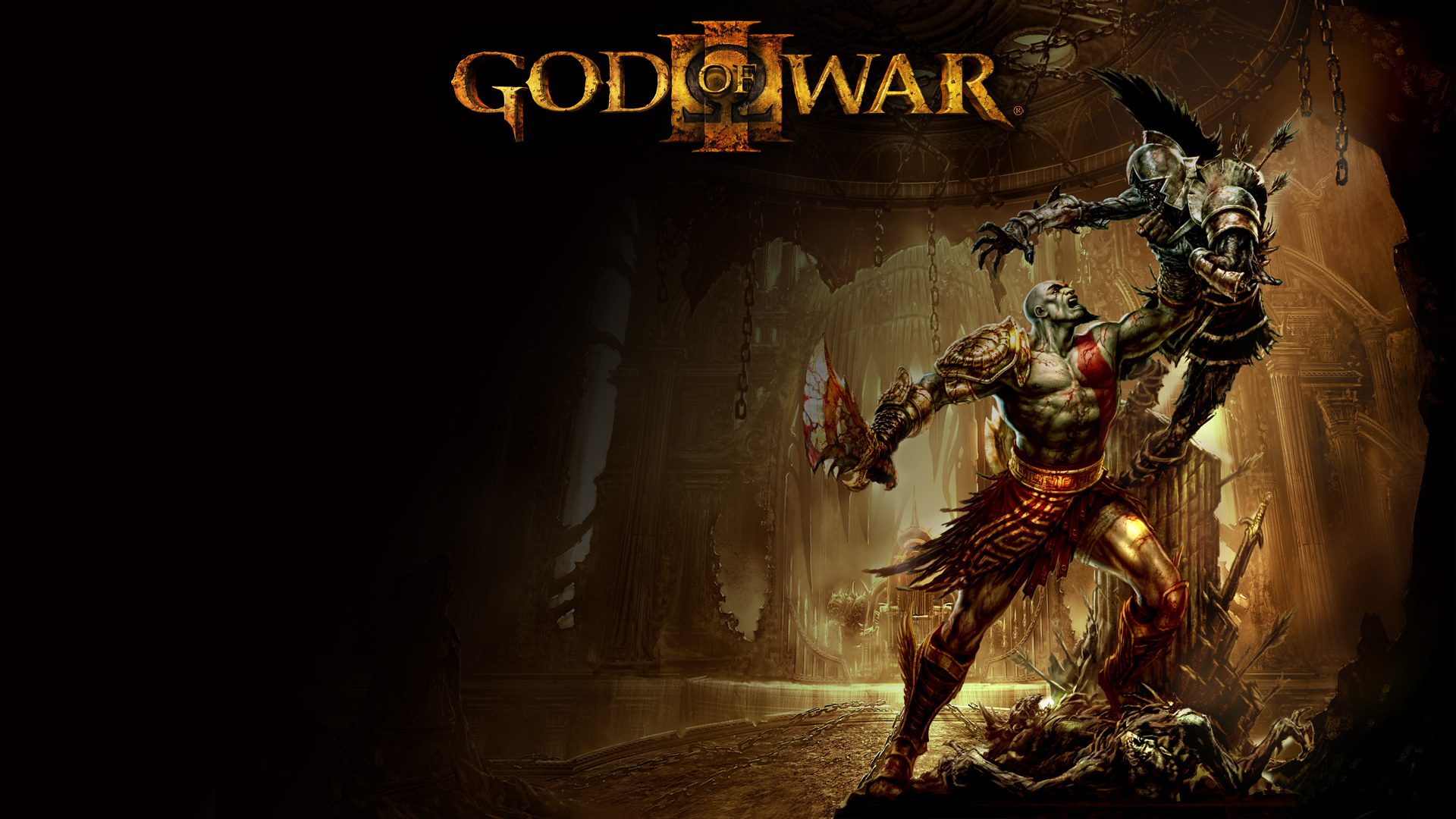 God of War 3 Wallpapers