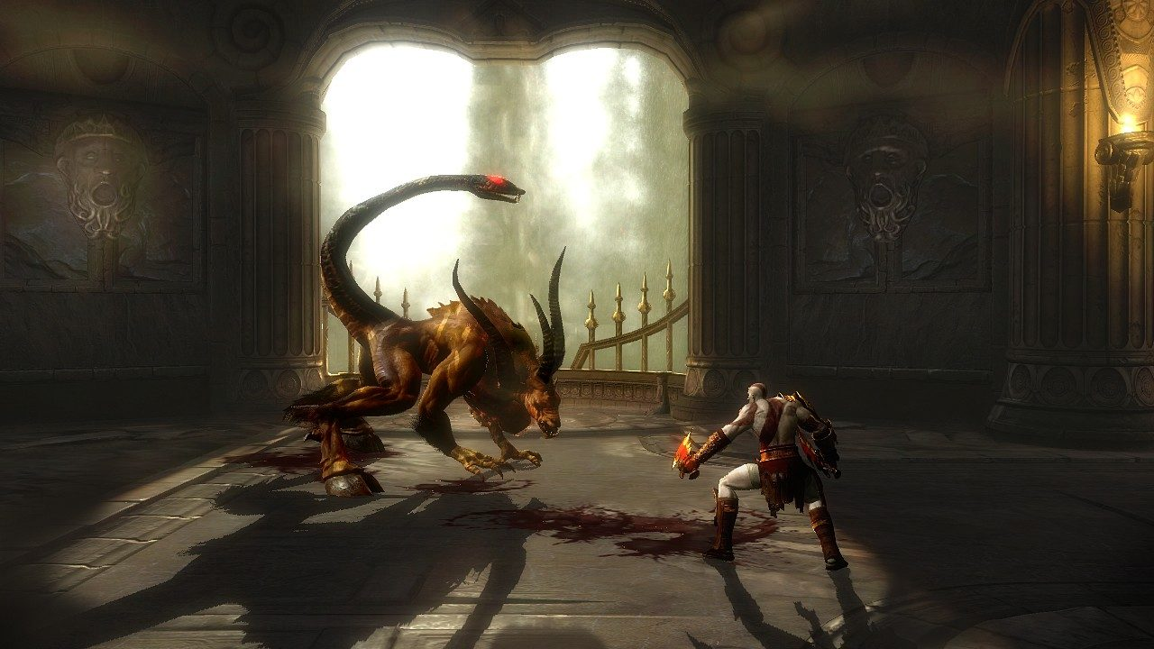 God of War - Who Has The Edge? Wallpapers
