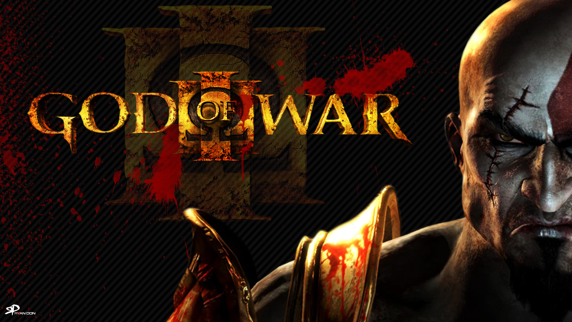 God of war iii - kratos wallpapers