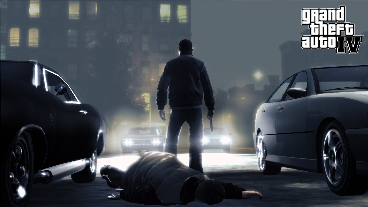 Grand Theft Auto IV - You Want Me? Wallpapers