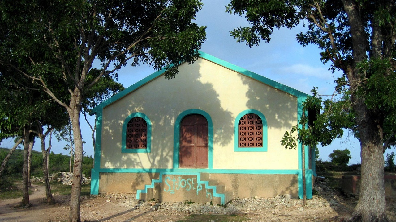 Haitian Church Wallpapers