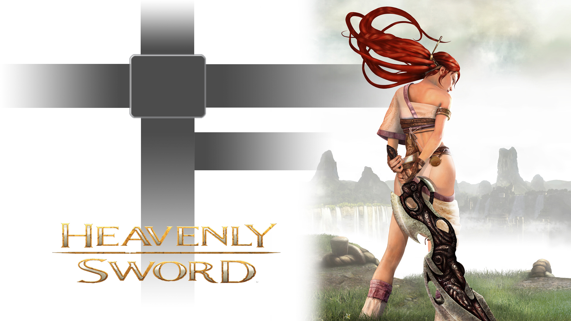 Heavenly Sword - Nariko's Form Wallpapers