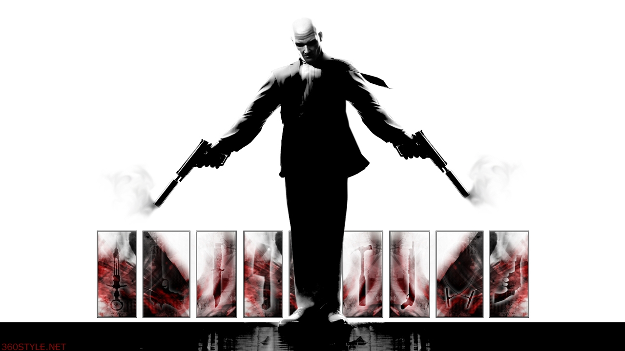 Hitman's Ready Wallpapers