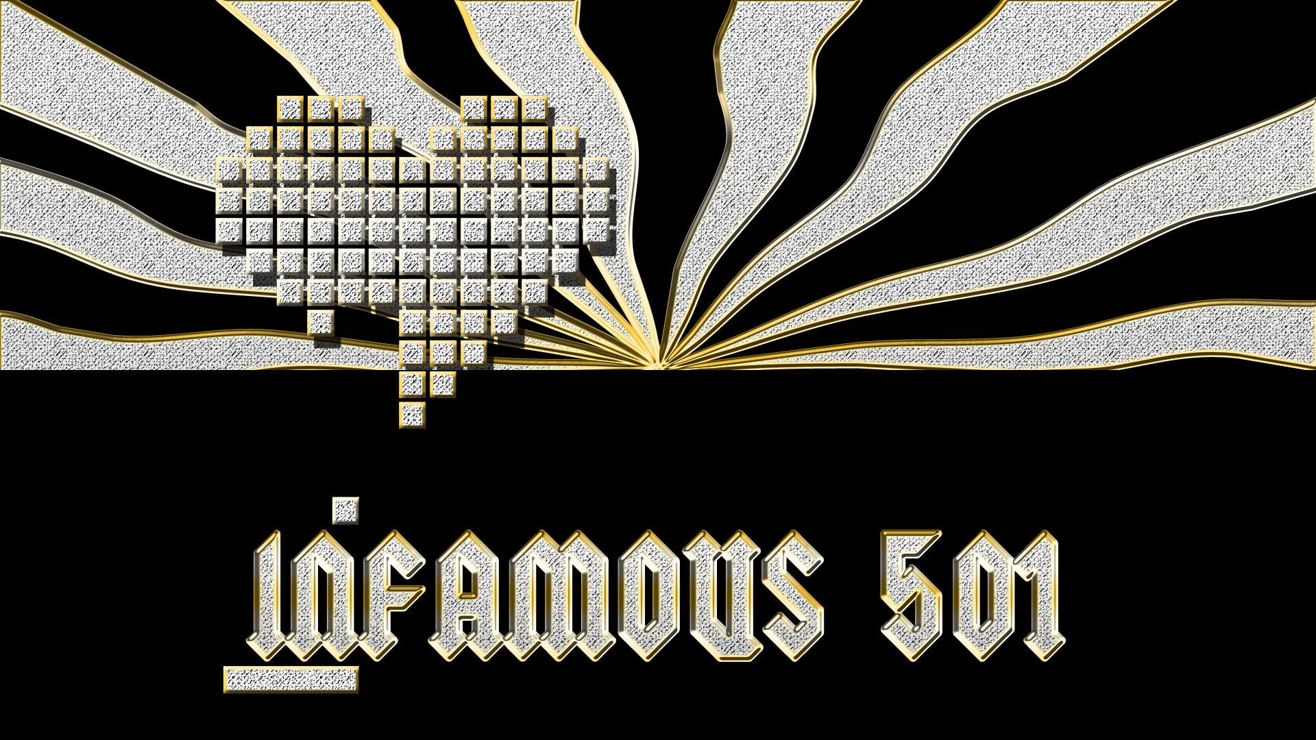 Infamous 501 Wallpapers
