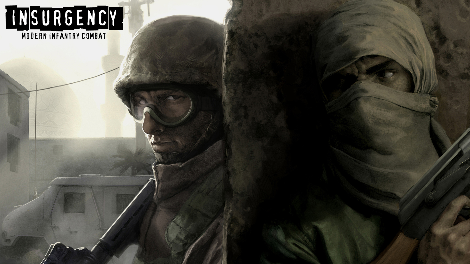 Insurgency Wallpapers