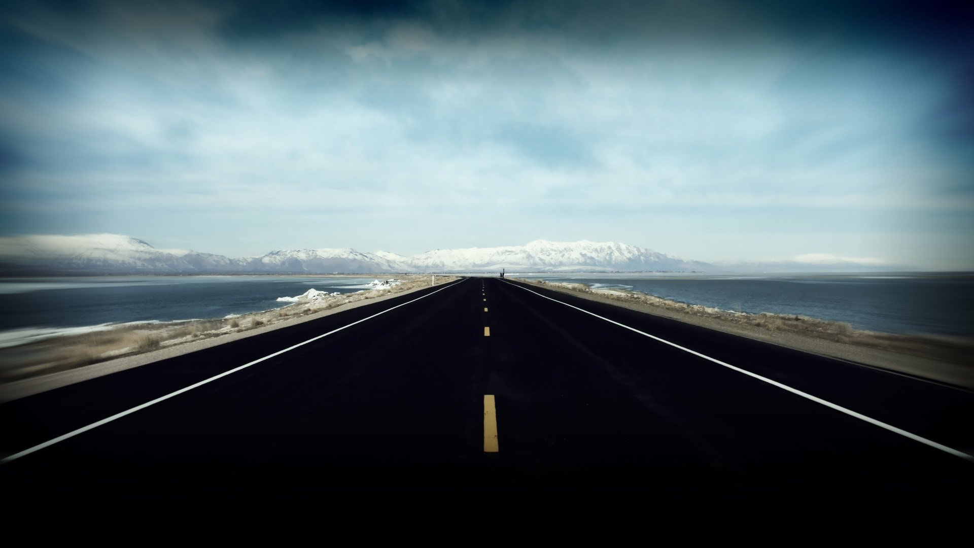 Island Road Wallpapers