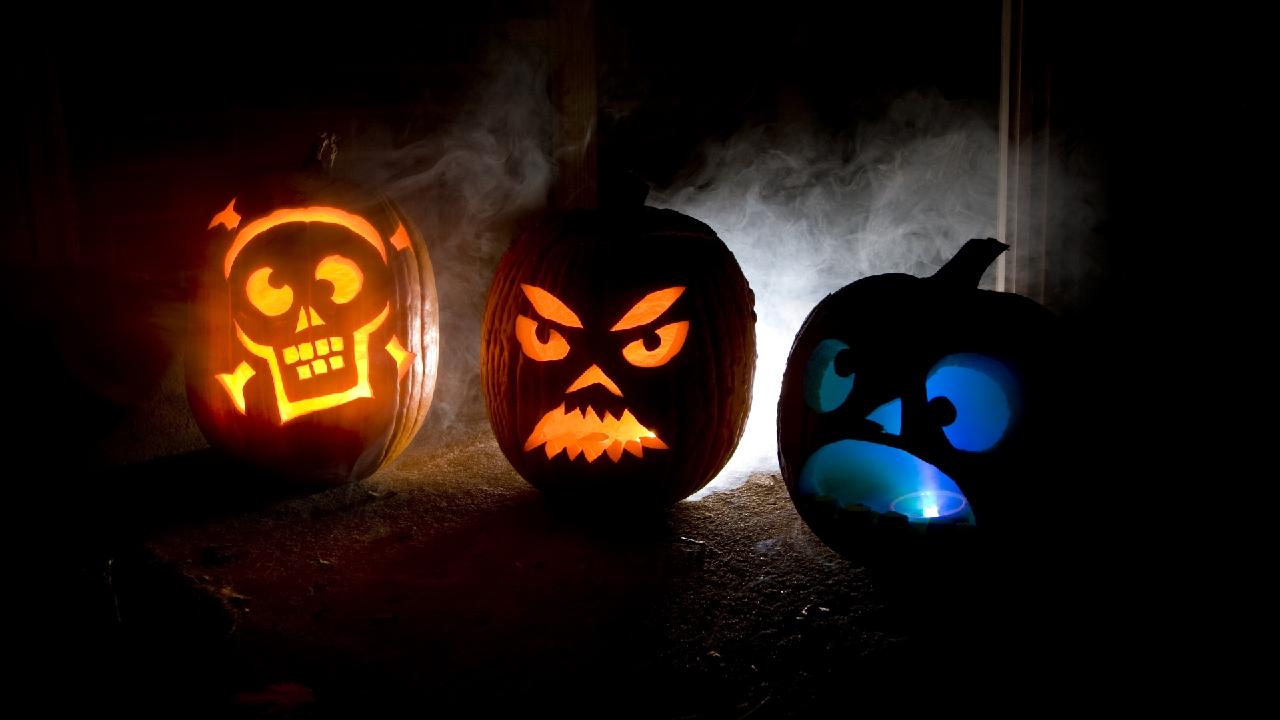 Jack 'O Lanterns Wallpapers