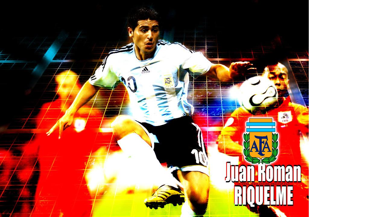 Juan Roman Riquelme 2 Wallpapers