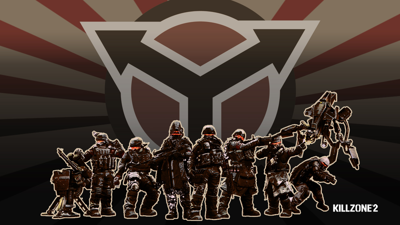 Killzone 2 Helghast Team Wallpapers