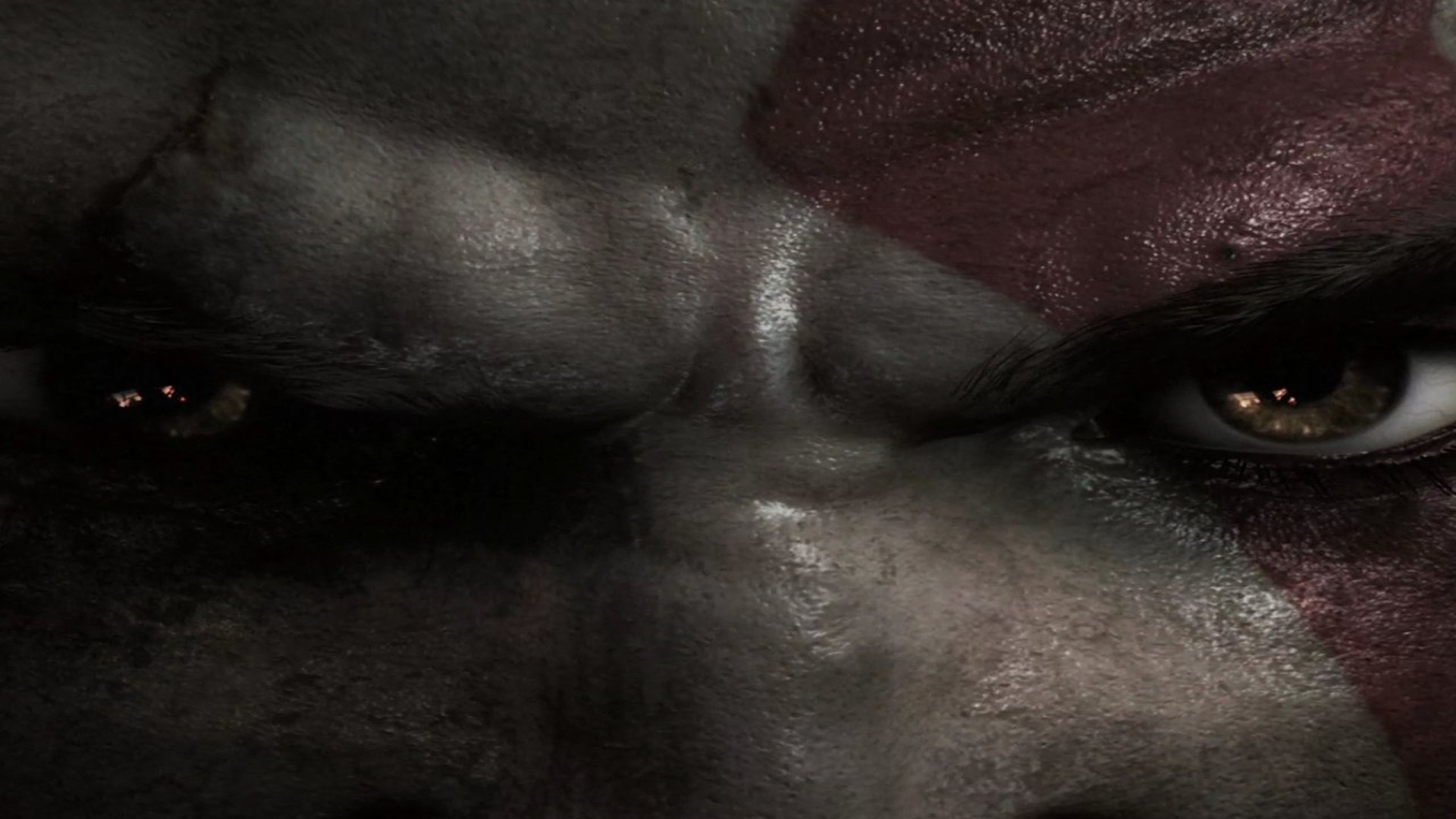 Kratos Eyes Wallpapers