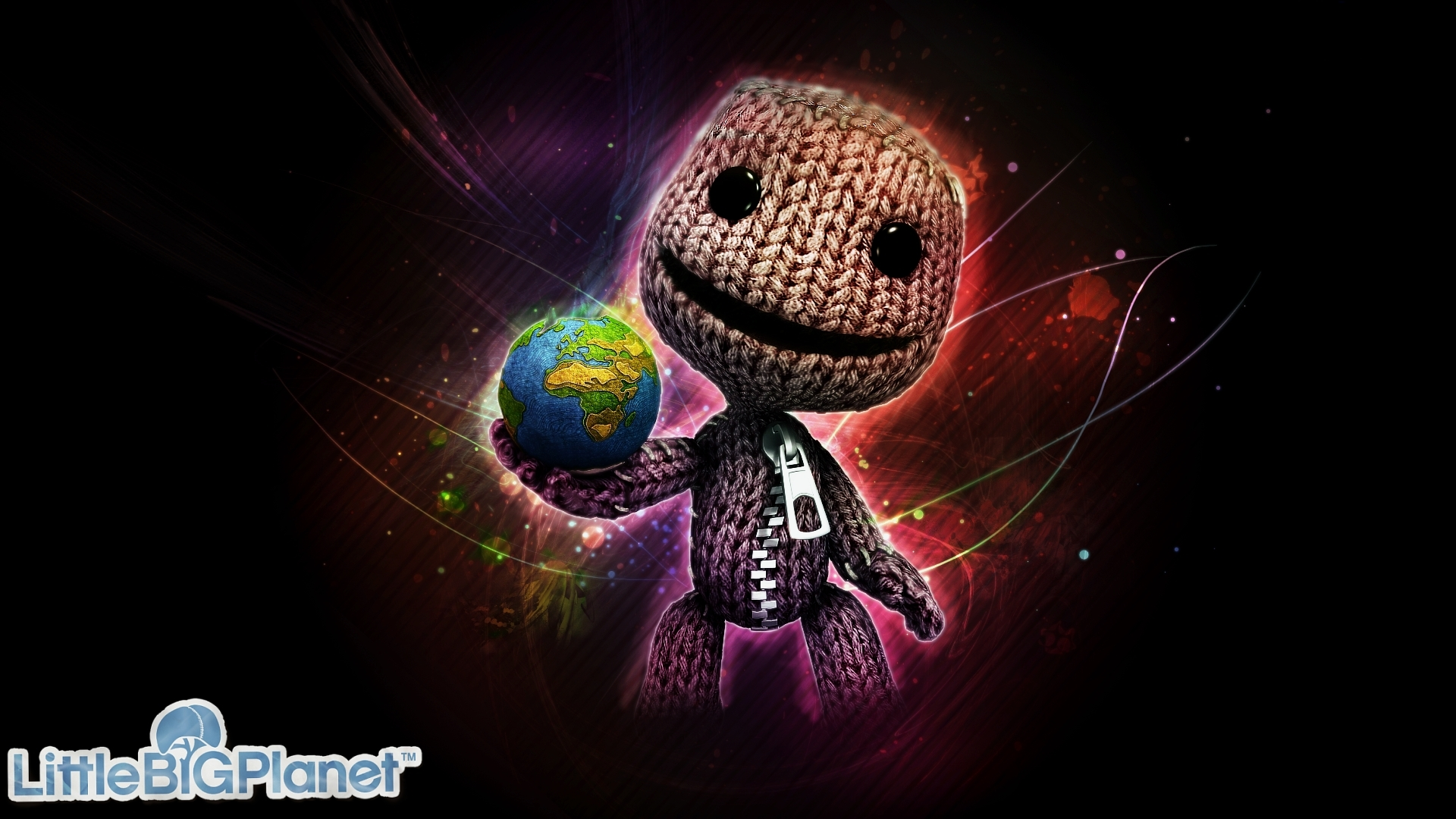 LBP - He's Got The Whole World... Wallpapers
