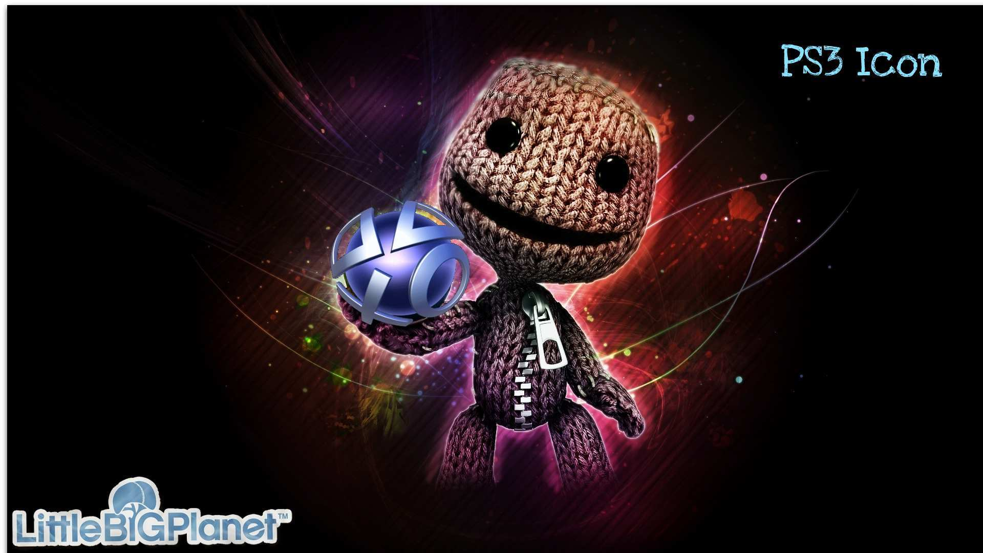 LittleBigPlanet - PS3 Icon Wallpapers