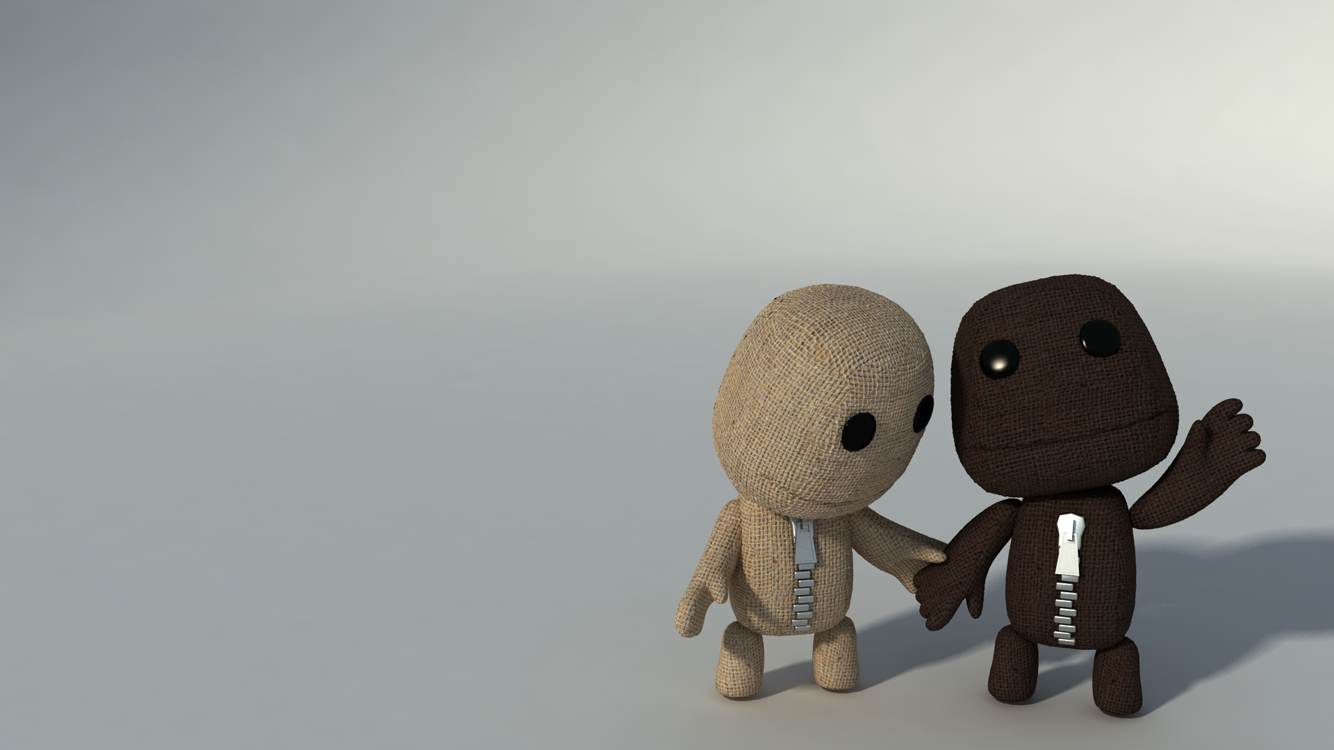 LittleBigPlanet BFFs Wallpapers