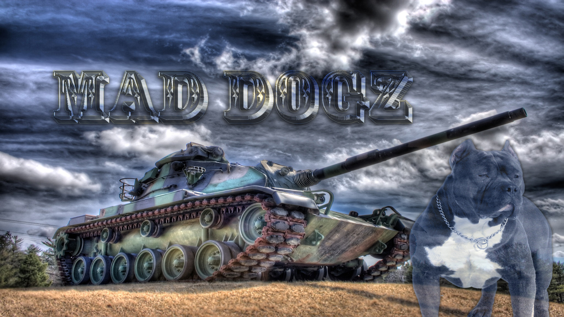 Mad Tank Wallpapers