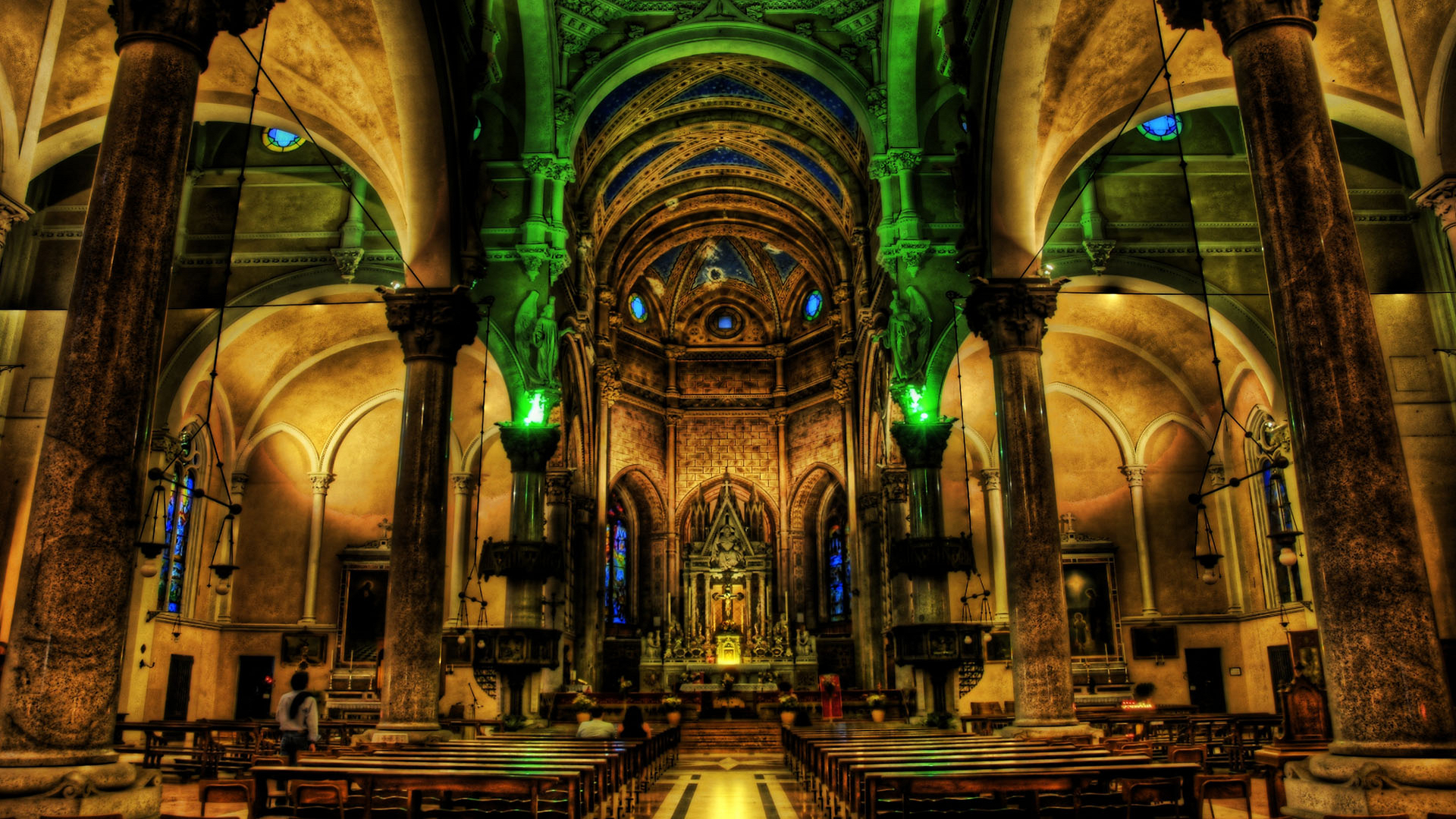 Magnificent Church Wallpapers