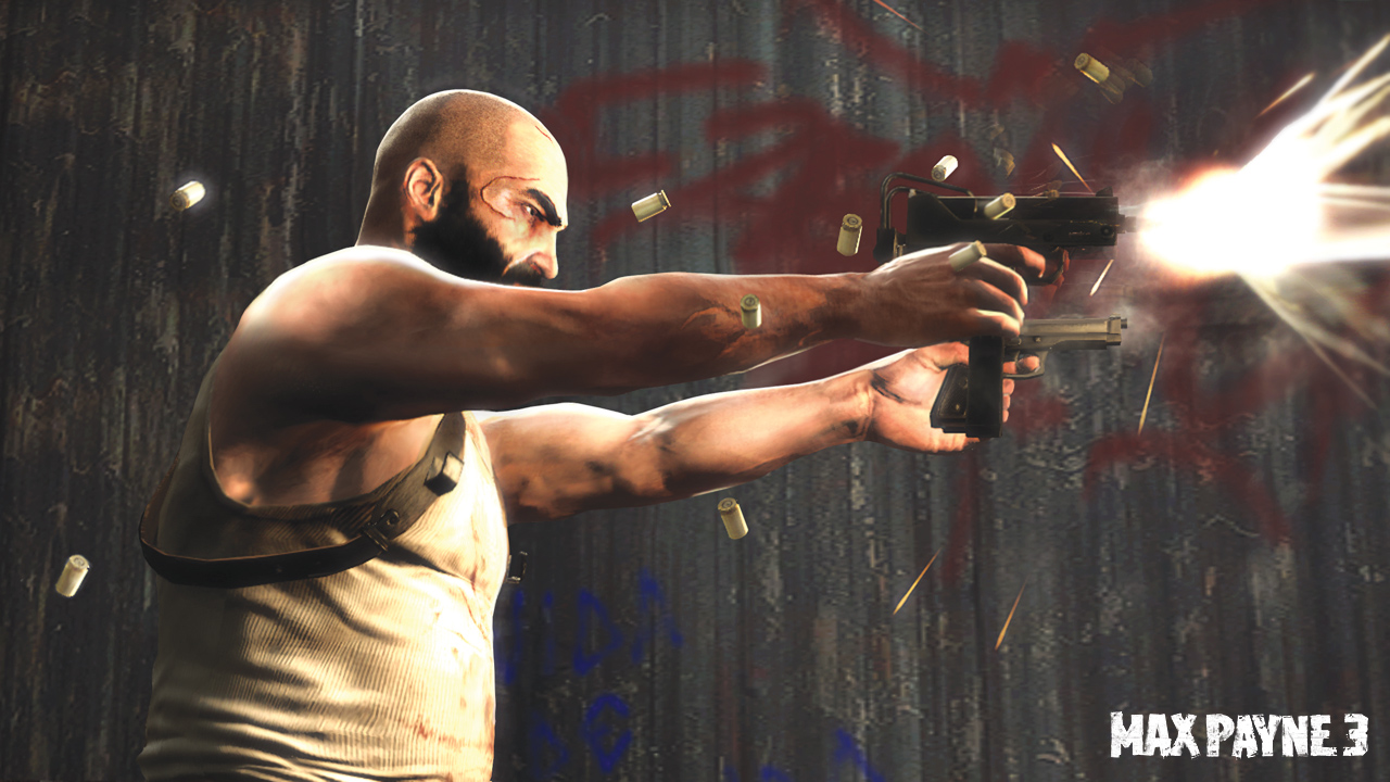Max Payne 3 - Hail of Bullets Wallpapers