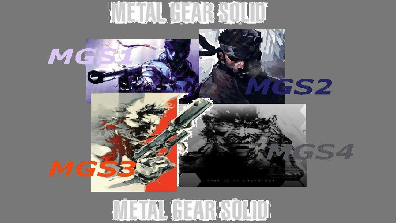 MGS Saga Wallpapers