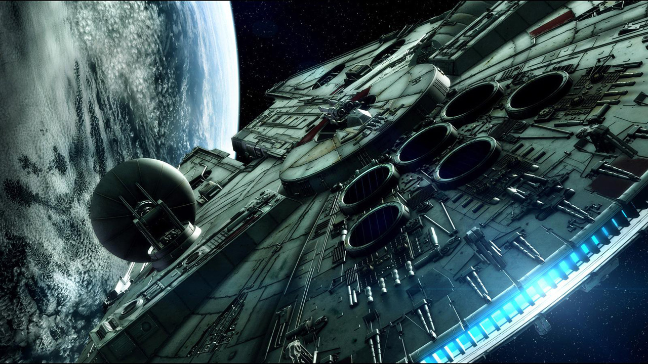 Millenium Falcon Wallpapers