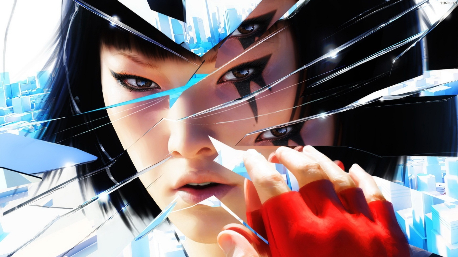 Mirror's Edge - Broken Reflection Wallpapers