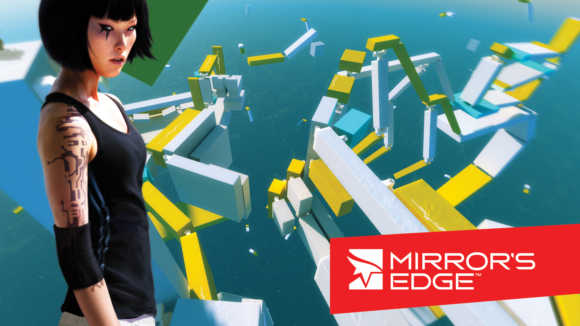 Mirror's Edge - Challenge Wallpapers