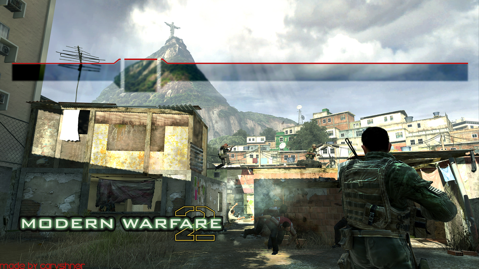 Modern Warfare 2 Rio Wallpapers