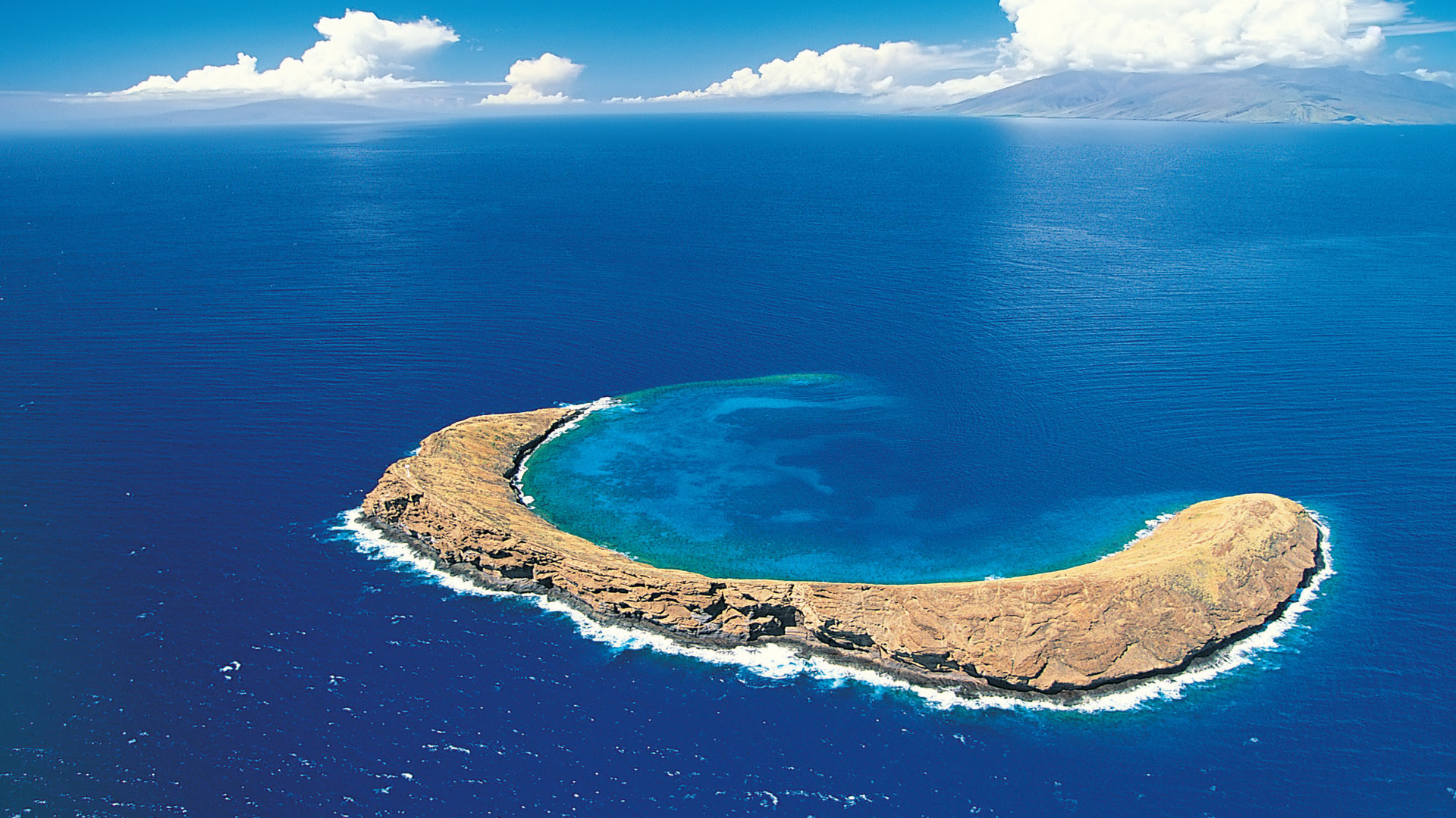 Molokini Crater Wallpapers
