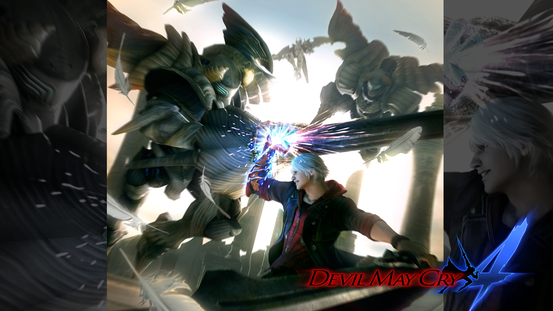 Nero Fight - DMC4 Wallpapers