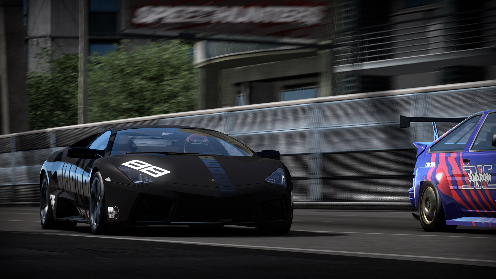 NFS: SHIFT - Lamborghini Wallpapers