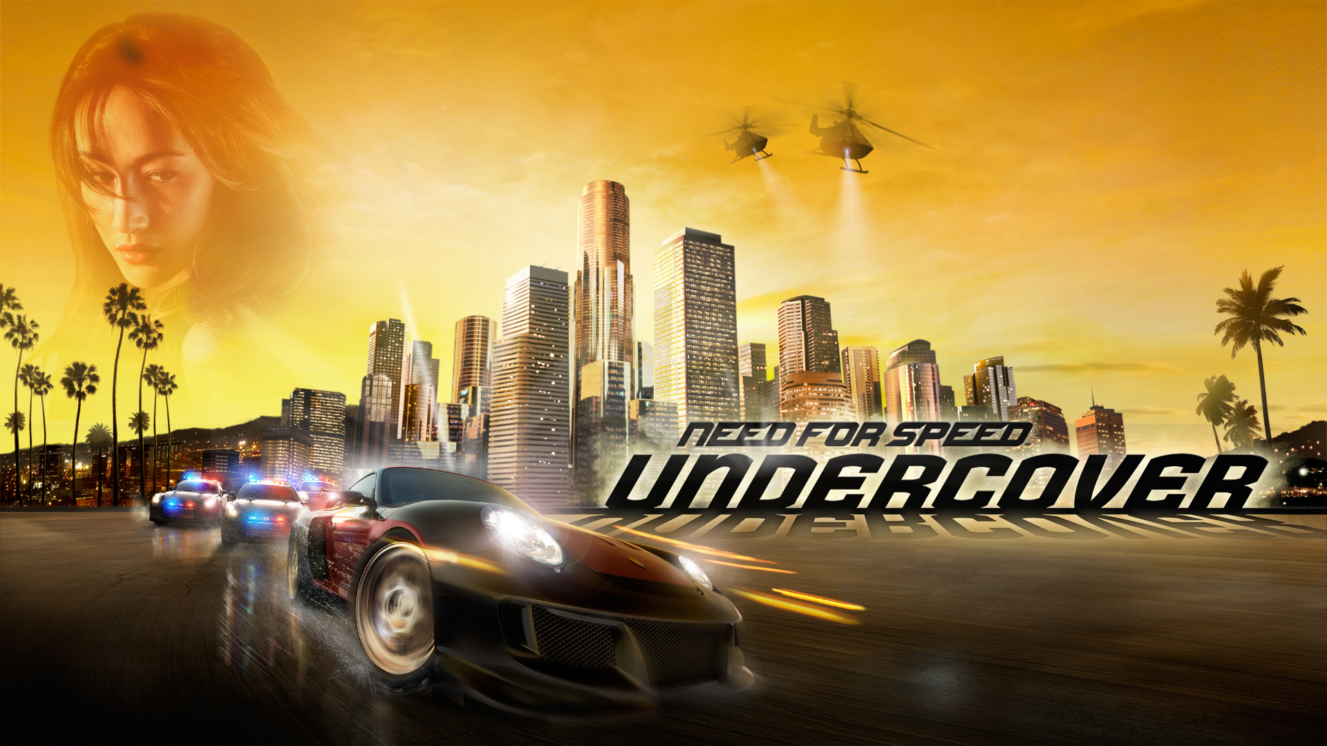 NFS Undercover Wallpapers