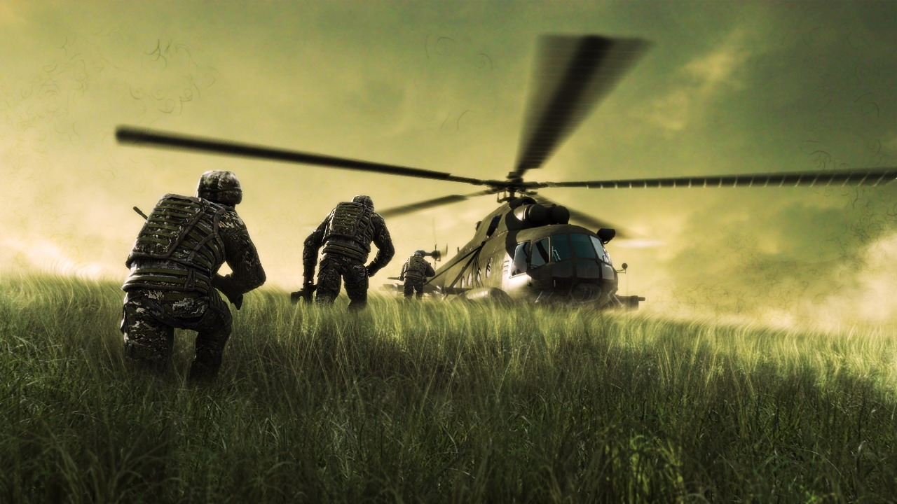 Operation Flashpoint 2 Wallpapers