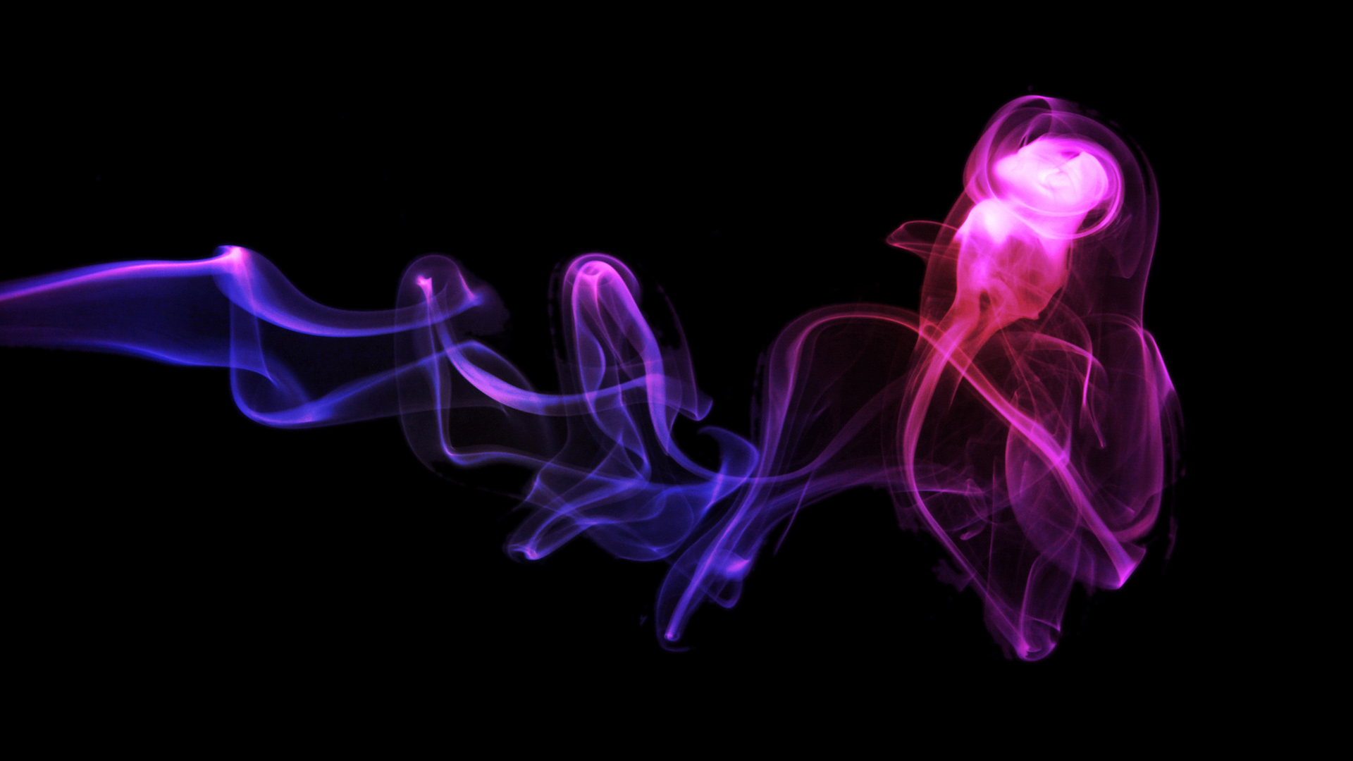 Pink Smoke Wallpapers