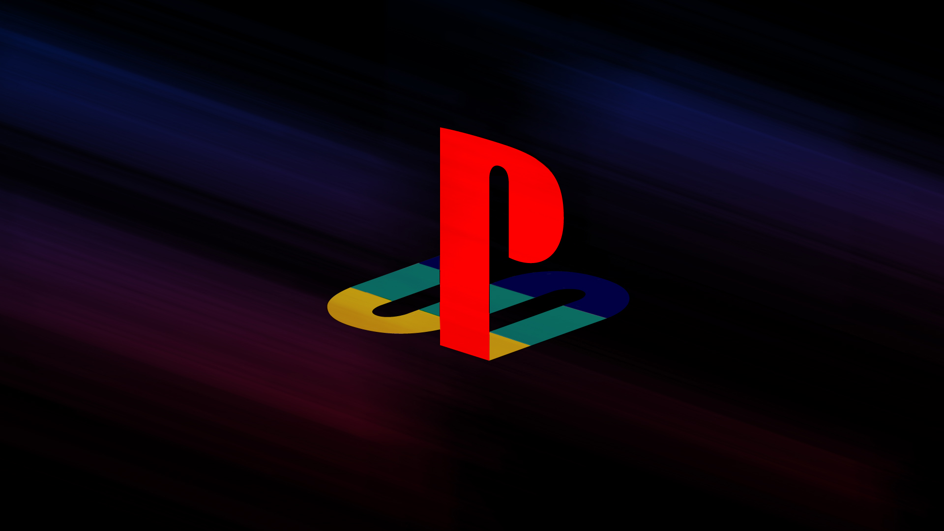 PlayStation Logo Wallpapers