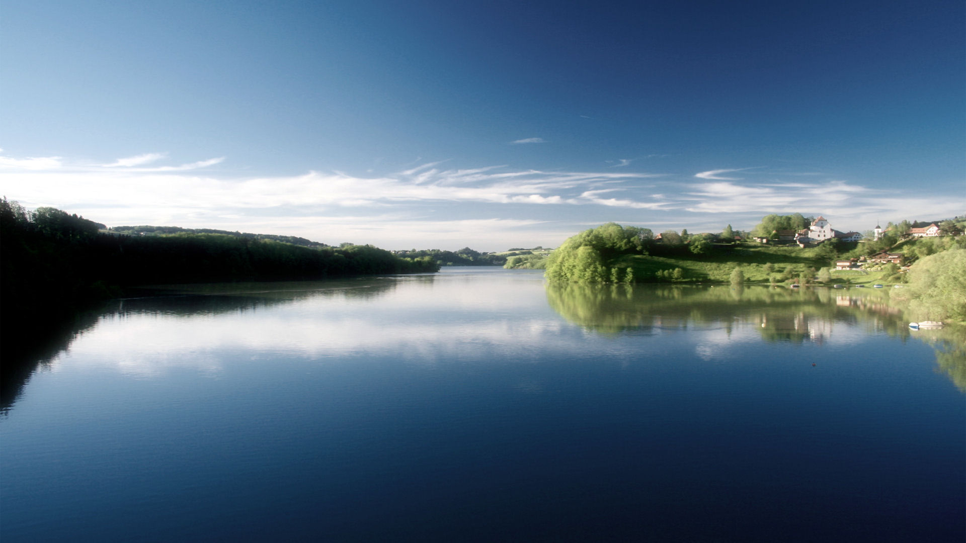 Pristine Lake Wallpapers