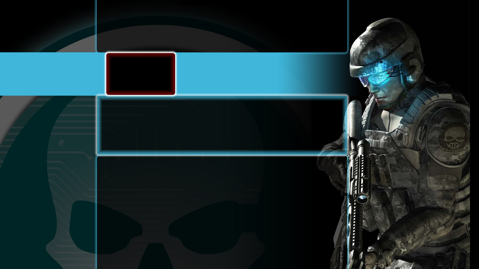 Ghost Recon Advanced Warfighter Wallpapers