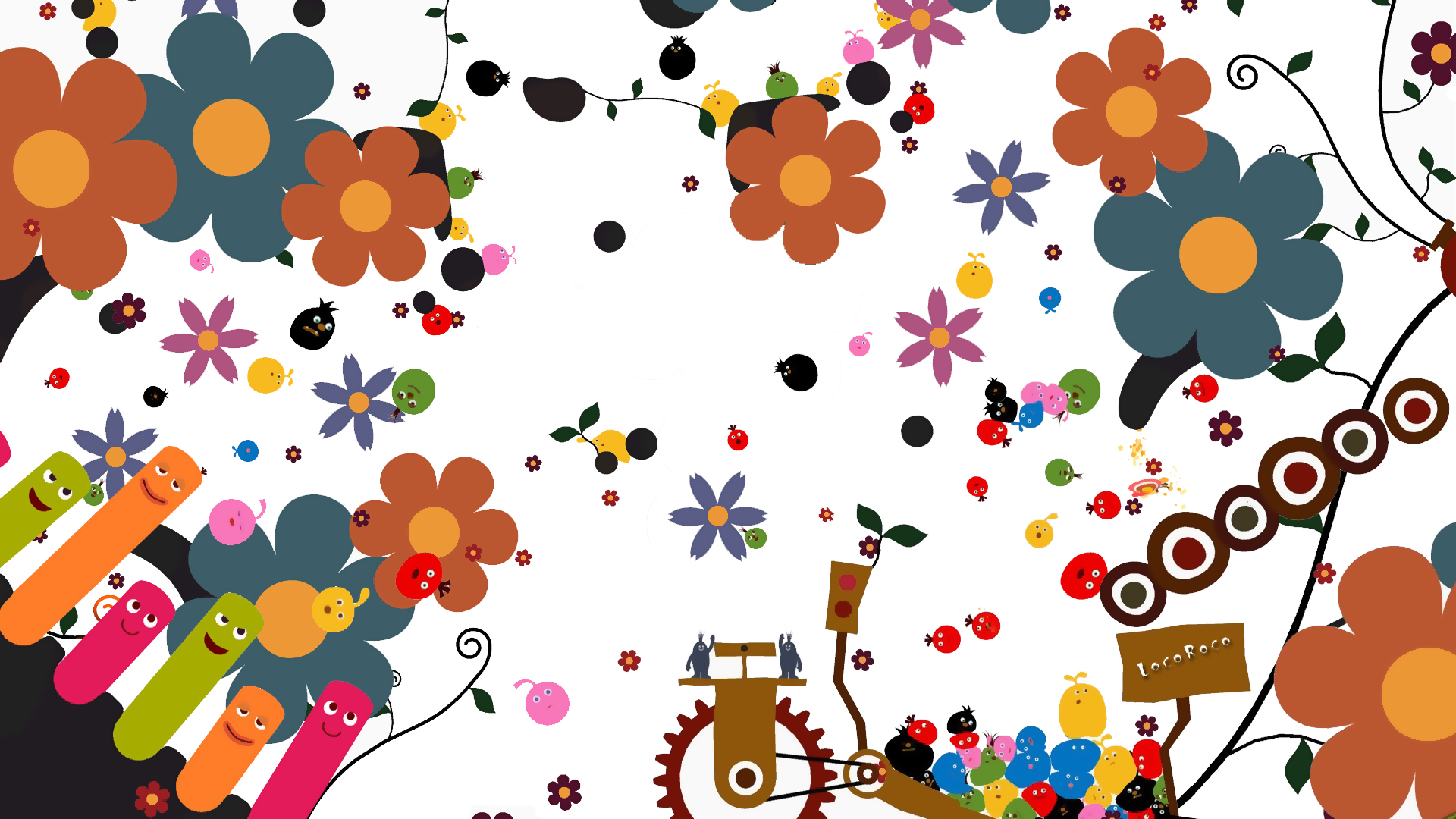 LocoRoco Wallpapers
