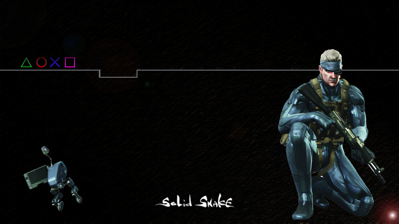 Metal Gear Solid 4 Wallpapers