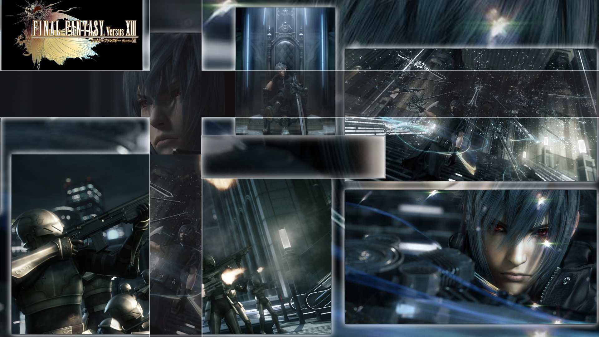 Final Fantasy Versus XIII Wallpapers