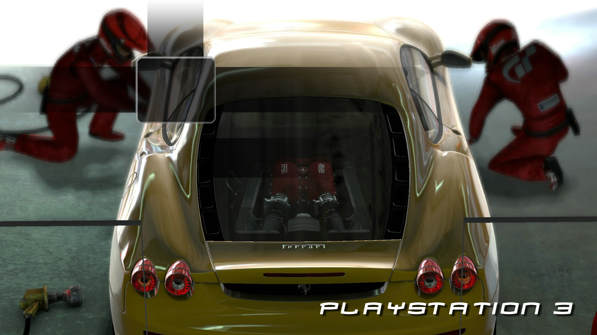 Gran Turismo 5 Wallpapers