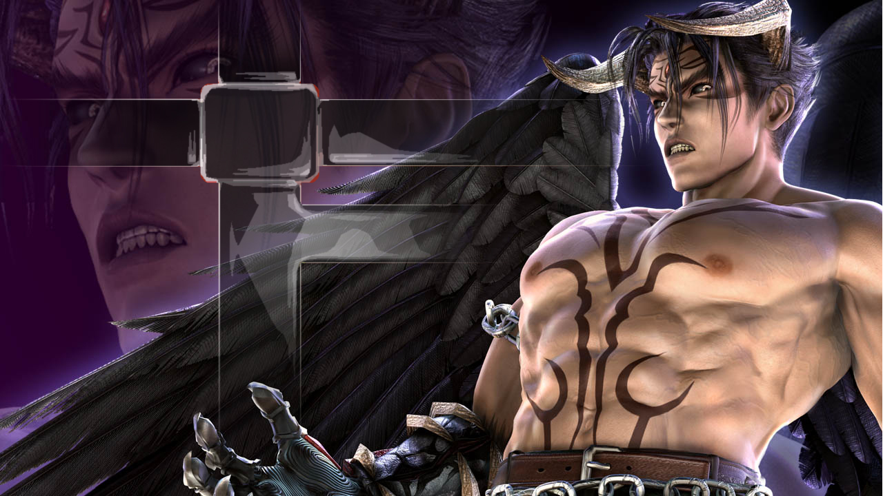 This is a Tekken wallpaper. This Tekken background can be used for your PS3