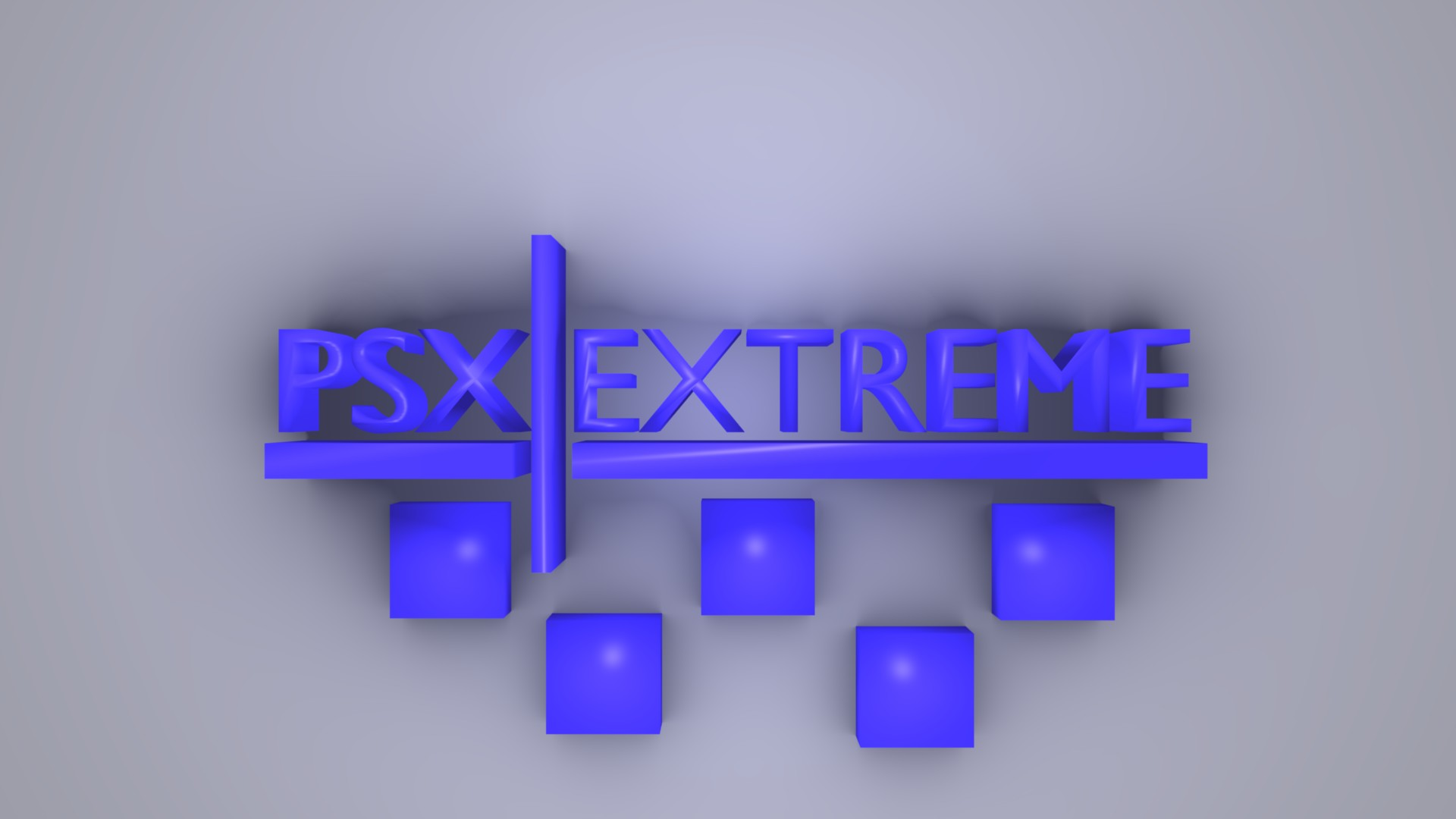 PSXE - Block Logo Wallpapers
