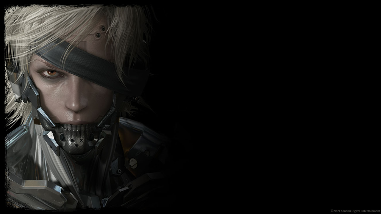 Raiden Black Wallpapers